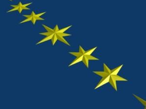 Stars for Skye's halo